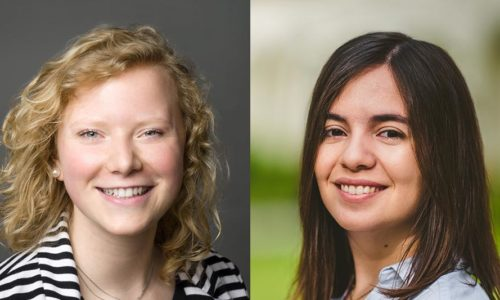 Two Notre Dame graduate students receive DOE fellowships focused on clean nuclear energy