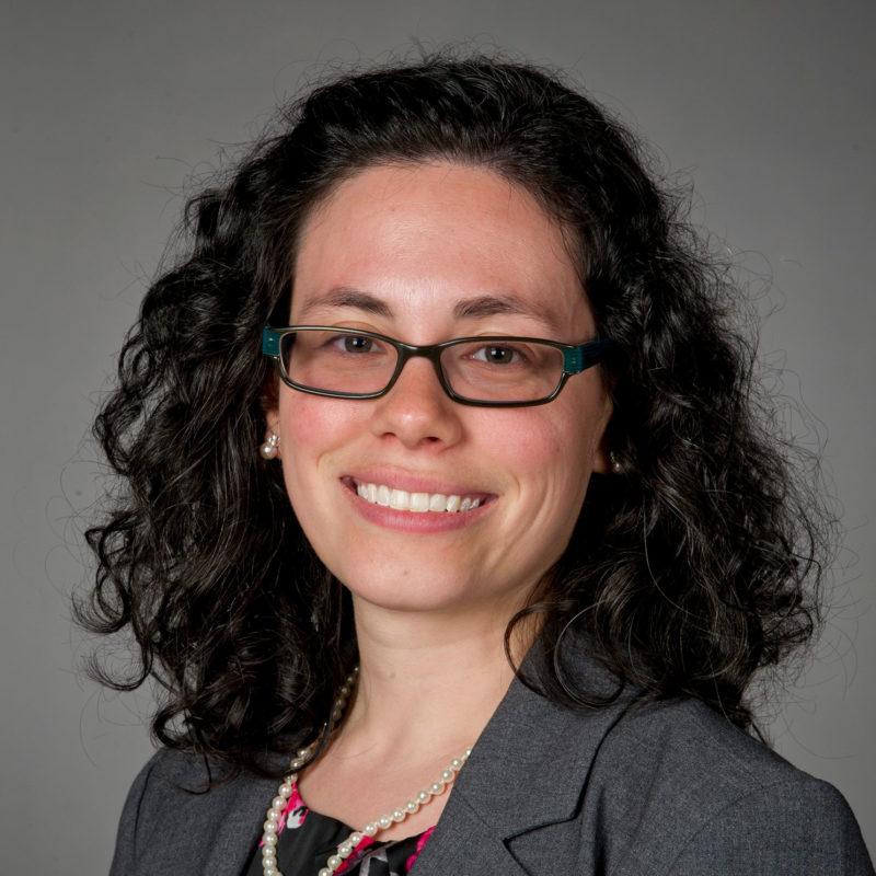 Professor Amy Hixon