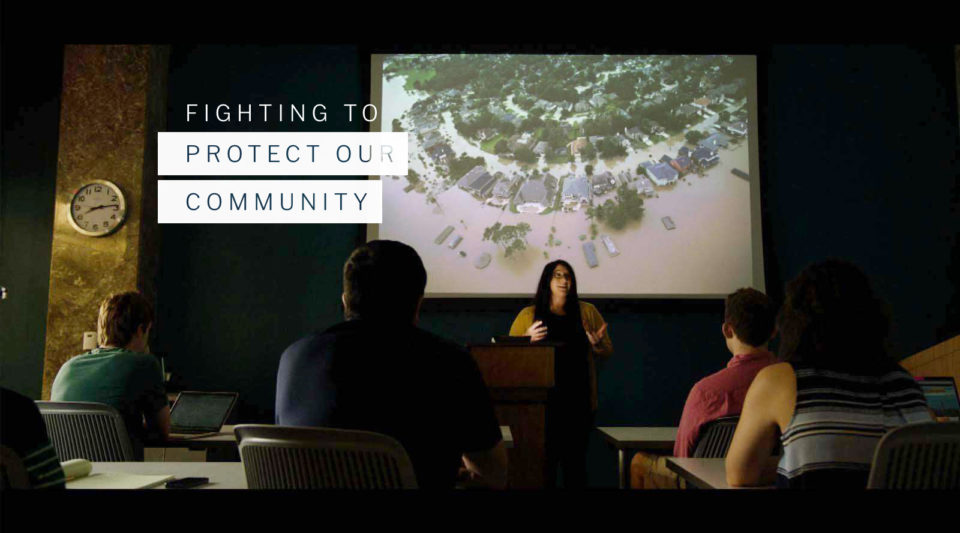 Fighting to Protect Our Community video